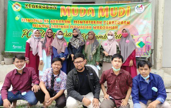 Kegiatan 'Keakraban Muda-mudi' DPD LDII Jambi, Kamis (11/3/2021)