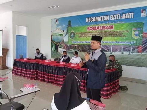 Anton Kuswoyo adalah Ketua DPD LDII Tanahlaut, Kalimantan Selatan yang juga dosen Politeknik Tanahlaut. Dok. Pribadi.